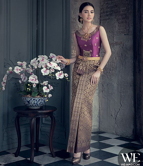 Thai Formal Sarong