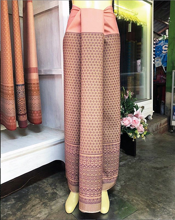 Traditional Thai Sarong