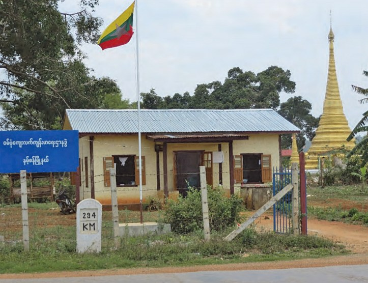 Health Clinic in Shan State
