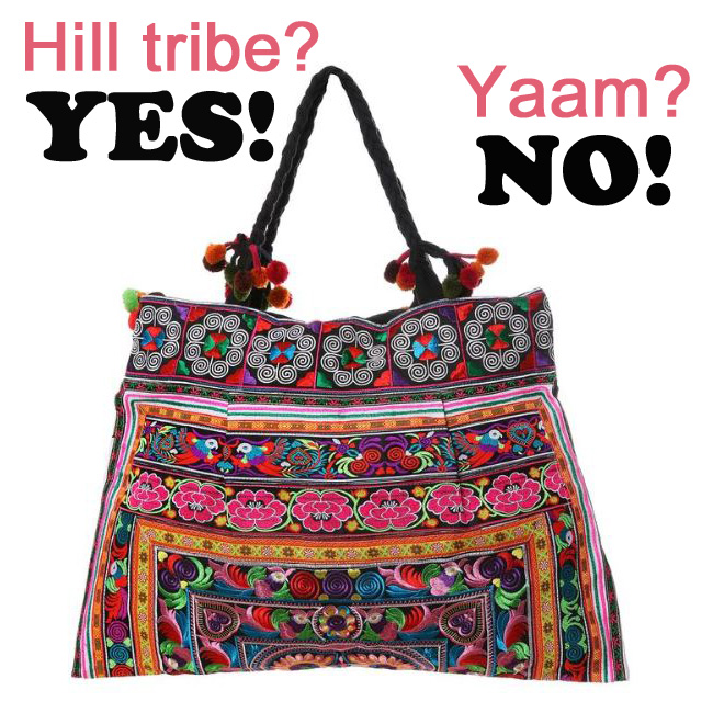 Thai Hill tribe handbag