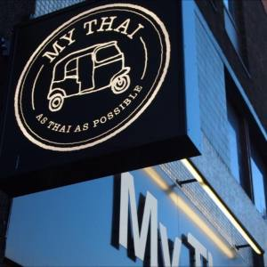 My Thai Restaurant Merrion Centre