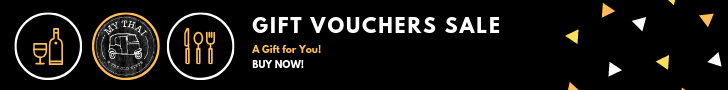 My Thai Restaurant Gift Voucher