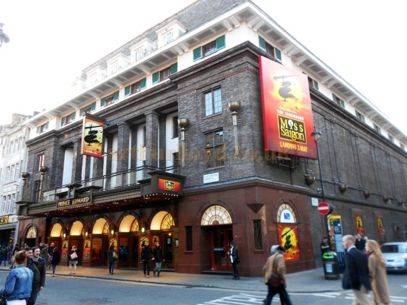 NEWS Miss Saigon Finishes At West Ends Prince Edward Theatre On 27 Feb