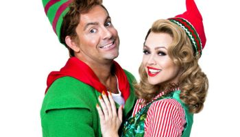 looking for family friendly shows for the christmas season part 1 - A Country Christmas Cast