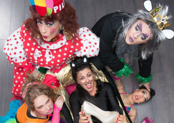 Kitten in Heels kicks off at London's LOST Theatre this Christmas