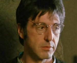 Al Pacino starred in the 1990 film of The Local Stigmatic