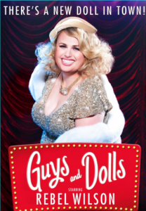 Rebel Wilson has her own page on www.stagefaves.com too