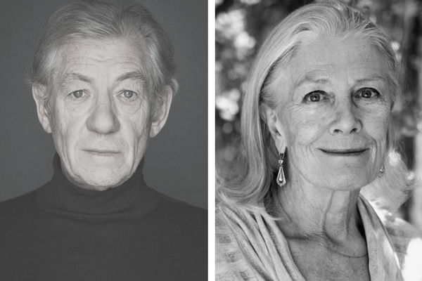 Ian McKellen & Vanessa Redgrave win at 2016 UK Theatre Awards