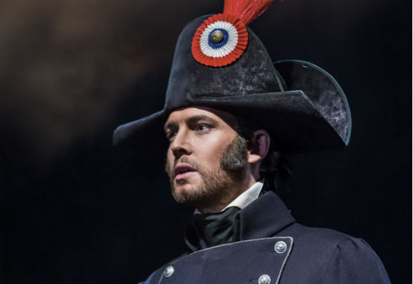 News David Thaxton Returns To Play Javert In Les Miserables In