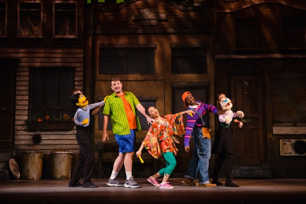 22d68a56 'I have fallen in love with it all over again': AVENUE Q – Touring | My ...