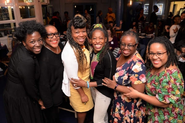 Black Women in Theatre (Image: Sharron Wallace)