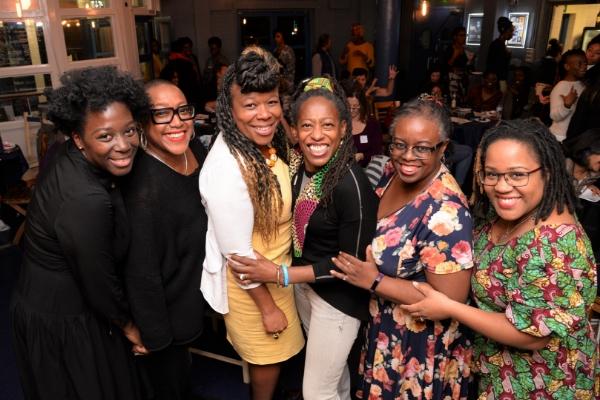 Black Women in Theatre (Image: Sharron Wallace)