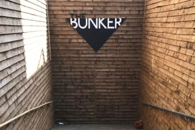 The Bunker Theatre at London Bridge