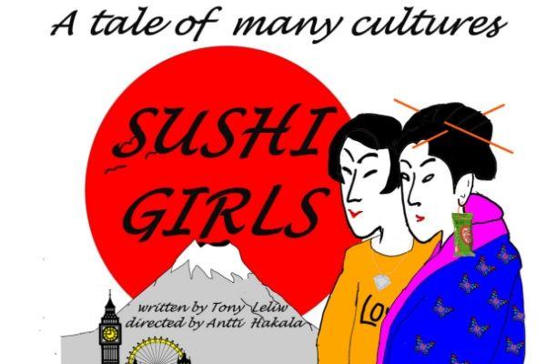 Sushi Girls at Theatro Technis