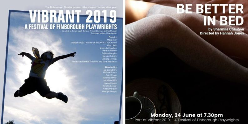 Be Better in Bed is staged on 124 June 2019
