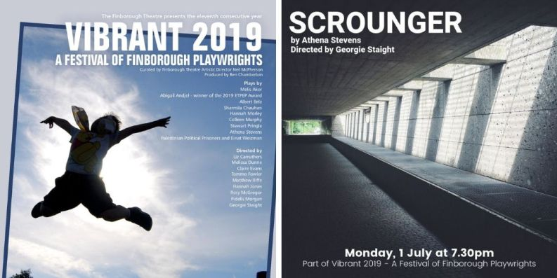 Scrounger is staged on 1 July 2019