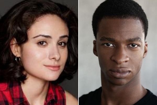 Yasmin Paige & Simon Manyonda star in Actually in the West End