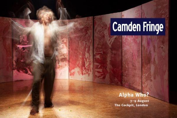 Matt Franco's Alpha Who? comes to 2019 Camden Fringe
