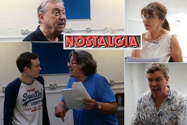 Nostalgia RehearsalMontage