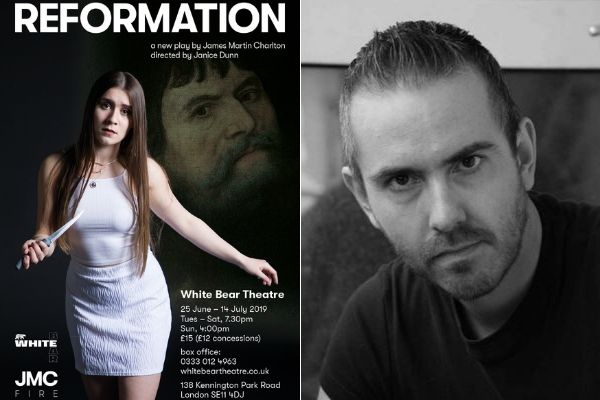 Reformation Poster + James Martin Charlton