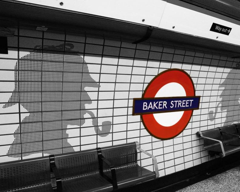 Bringing Holmes home to Baker Street