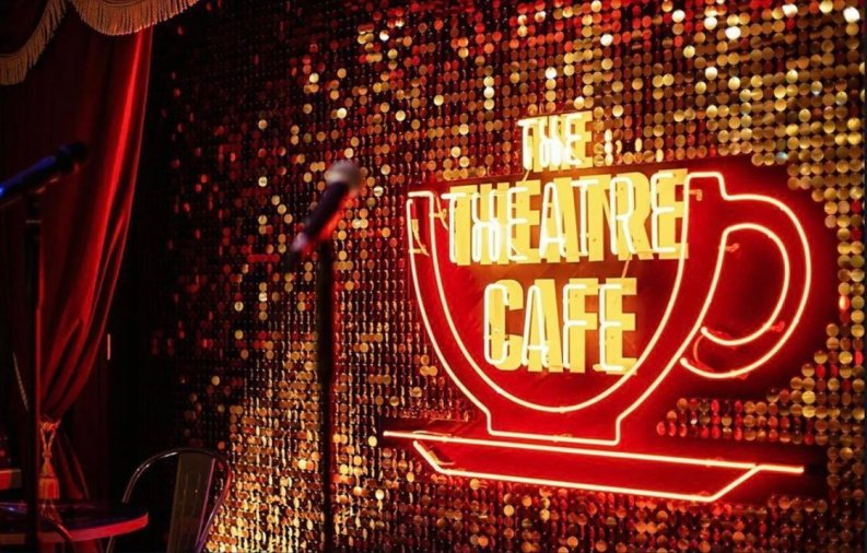 The Theatre Cafe has hubs on Shaftesbury Avenue & St Martin's Lane in London