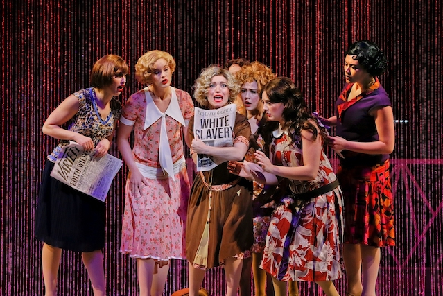Thoroughly Modern Millie in Melbourne, August 2019