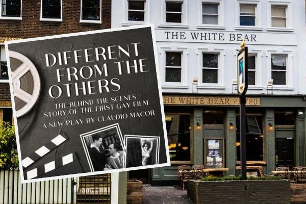 Different From the Others premieres at London's White Bear Theatre in Oct 2019