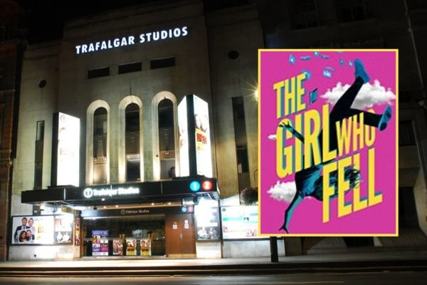 The Girl Who Fell by Sarah Rutherford premieres at 15 Oct-23 Nov 2019