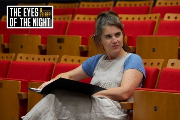 Simone Coxall directs the premiere of Paloma Pedrero's The Eyes of The Night at London's Cervantes Theatre, Sep 2019