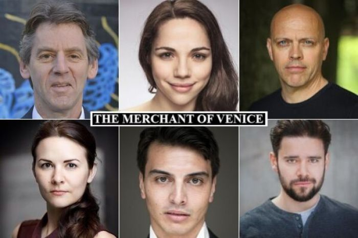 The Merchant of Venice cast