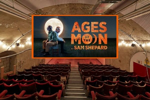 Ages of the Moon runs in the main theatre at The Vaults