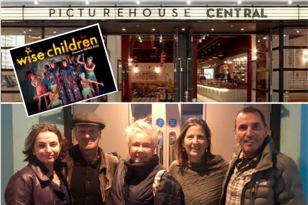 The More2Screen screening of Wise Children at Picturehouse Central, 3 2019