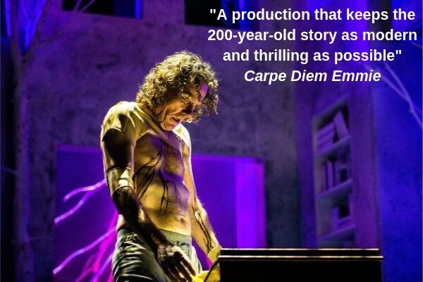 Frankenstein at Belgrade Theatre