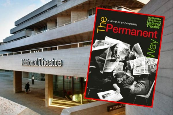 After first opening at Theatre Royal York in November 2003, The Permanent Way had its London premiere at the National Theatre in January 2004