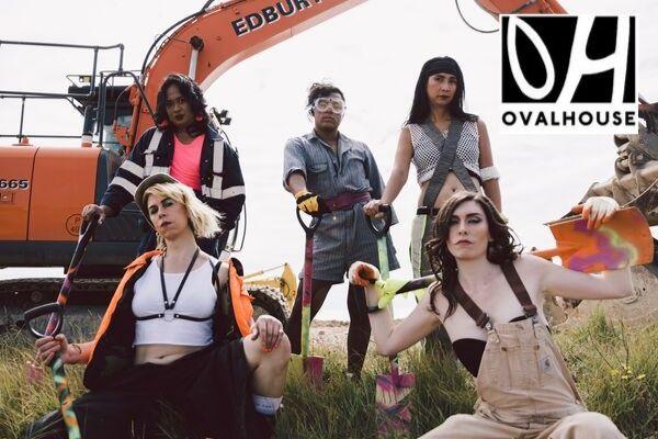 We Dig at Ovalhouse