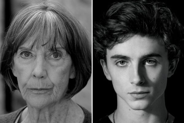 Eileen Atkins & Timothée Chalamet star in the UK premiere of Amy Herzog's 4000 Miles at London's Old Vic Theatre