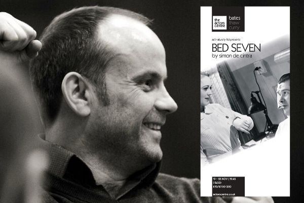 Bed Seven - Simon De Cintra Interview - Tristan Bates Theatre - nov 19
