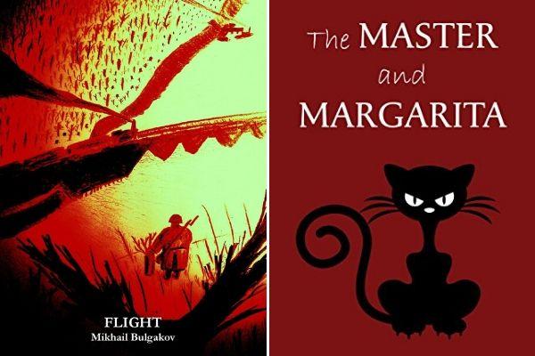 Mikhail Bulgakov's best-known works include the play Flight & novel The Master & Margarita