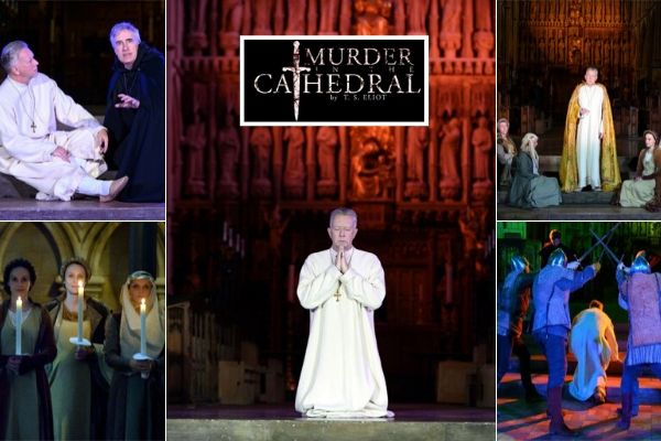 Scena Mundi's Murder in the Cathedral (Image: Richard Hubert Smith)