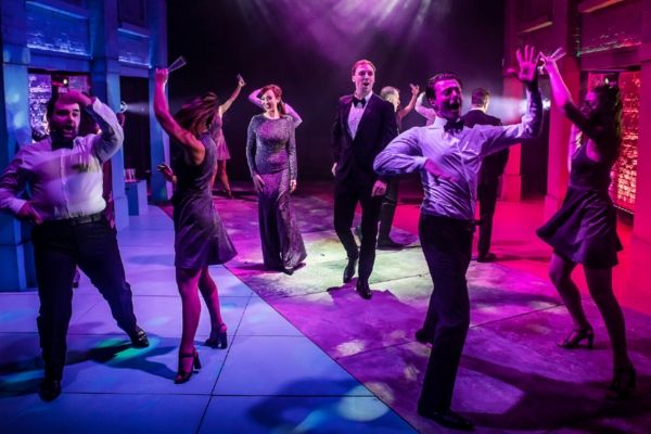 Soho Cinders at Charing Cross Theatre