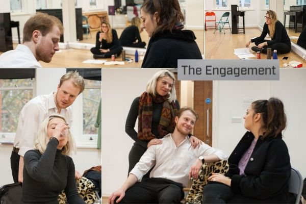 The Engagement - Bread & Roses Theatre - November 2019
