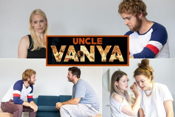 Uncle Vanya rehearsals - (Image: Ali Wright)