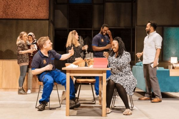 A Kind Of People at Royal Court Theatre