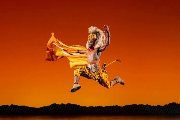 Lion King Touring