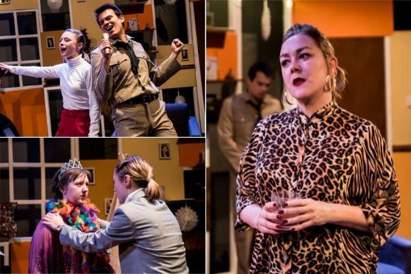 Martha, Josie and the Chinese Elvis - Park Theatre - December 2019