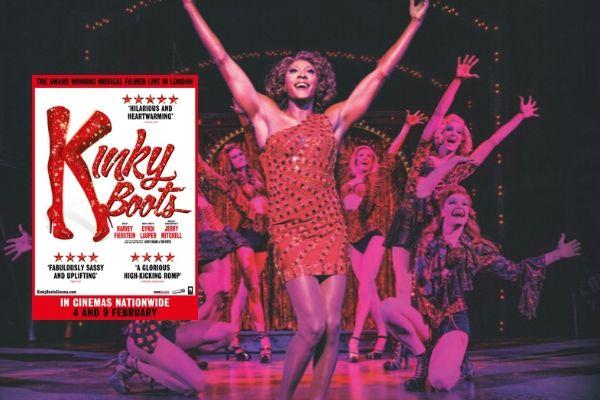 Kinky Boots is broadcast to 650+ cinemas on 4 & 9 February 2020 via More2screen