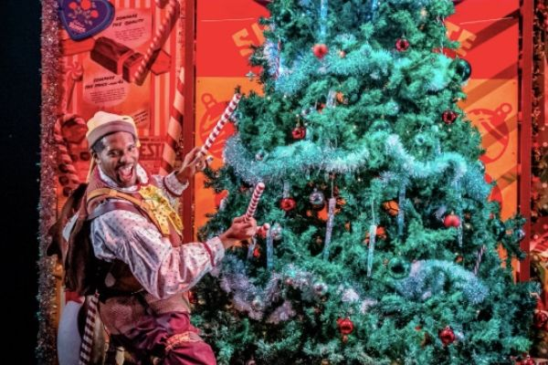 Night Before Christmas at Leeds Playhouse