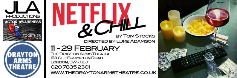 Netflix & Chill runs 11-29 February 2020