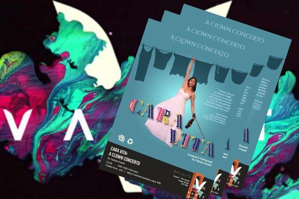Cora Vita: A Clown Concerto - VAULT Festival - Feb 2020
